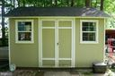Large Storage Shed - 5614 DE SOTO ST, BURKE
