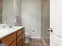 Master Owner Suite w/ Frameless Glass Door - 613 BARNES ST NE, WASHINGTON