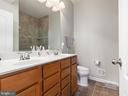 Master Owner Suite Full Bath w/ Dual Sink Vanity - 613 BARNES ST NE, WASHINGTON
