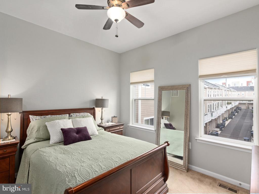 Master Owner Suite Bedroom-Great Day light - 613 BARNES ST NE, WASHINGTON
