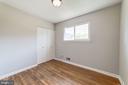 Bedroom One - 633 PROSPECT PL, ALEXANDRIA