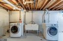 Laundry / Storage - 633 PROSPECT PL, ALEXANDRIA