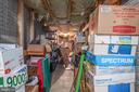 Storage  galore in this width of the home space. - 35 GREEN LEAF TER, STAFFORD