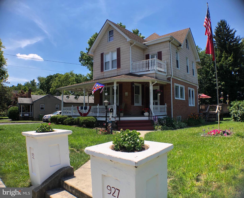 Single Family Homes للـ Sale في Palmyra, New Jersey 08065 United States