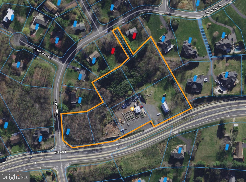 أراضي للـ Sale في Herndon, Virginia 20171 United States