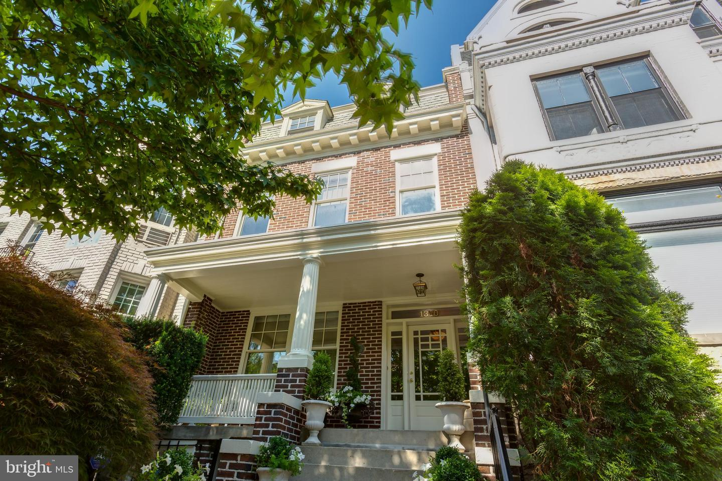 Single Family for Sale at 1310 21st St NW 1310 21st St NW Washington, District Of Columbia 20036 United States