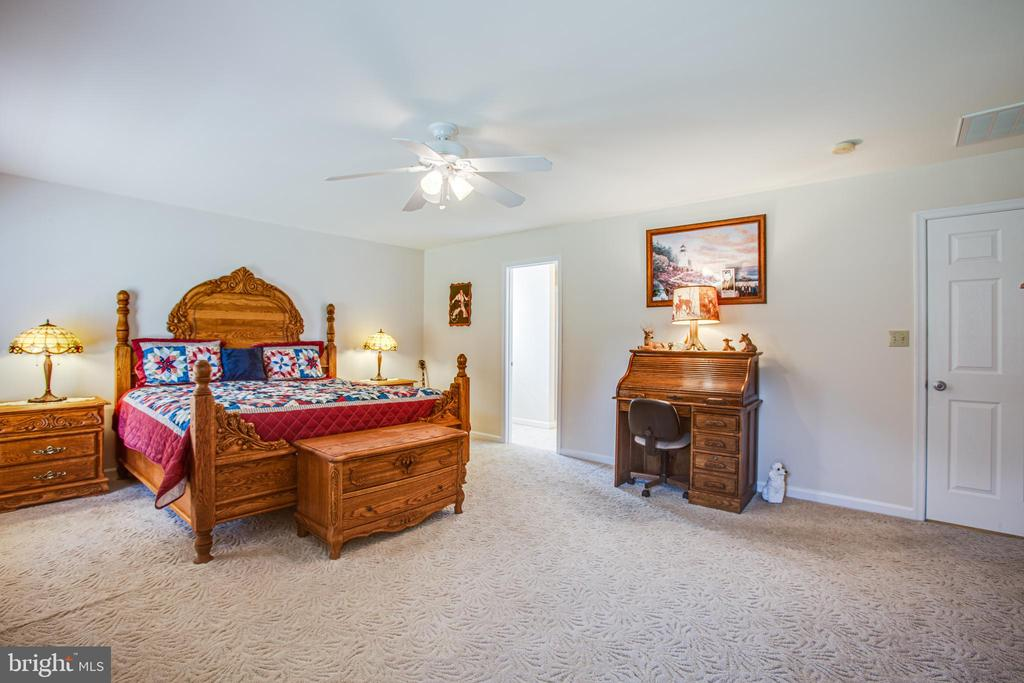 Second Master bedroom - 7376 COURTHOUSE RD, SPOTSYLVANIA