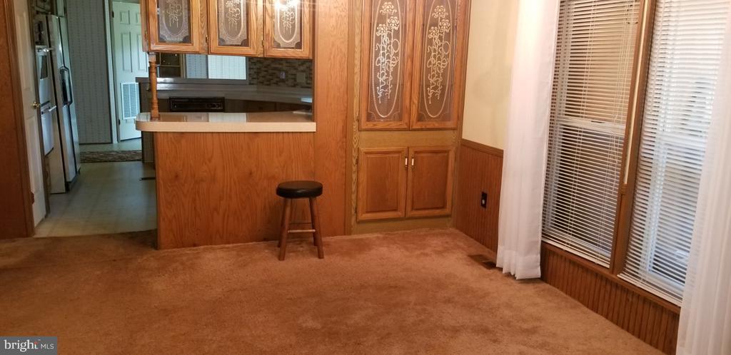 Dining room - 31837 ZOAR RD, LOCUST GROVE