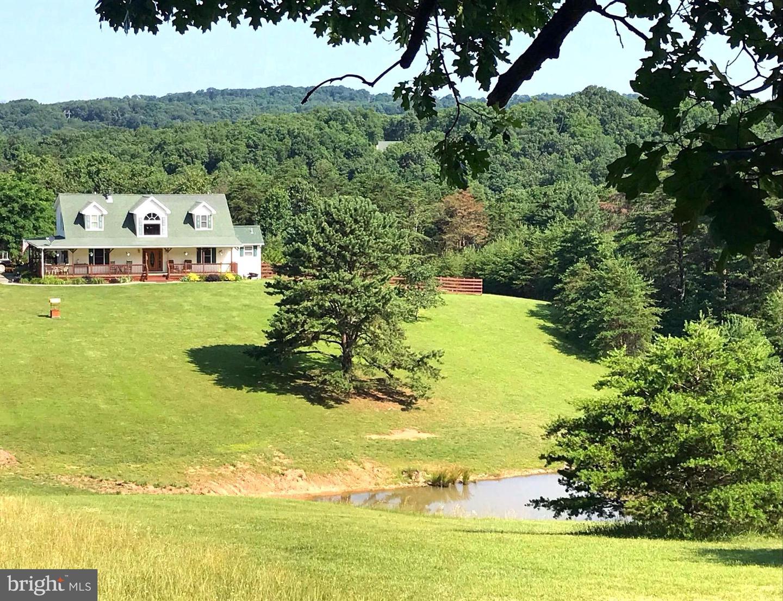 Single Family Homes 용 매매 에 Romney, 웨스트버지니아 26757 미국