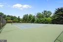 Tennis courts in community. - 24 SIMEON LN, STERLING