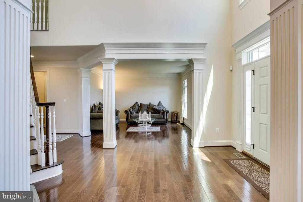 Grand Foyer - 42394 MADTURKEY RUN PL, CHANTILLY