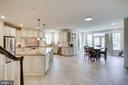 Huge Gourmet Kitchen - 42394 MADTURKEY RUN PL, CHANTILLY