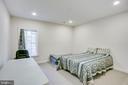 Lower Level Bedroom #5 - 42394 MADTURKEY RUN PL, CHANTILLY