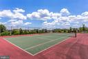 Tennis Courts down the street - 42394 MADTURKEY RUN PL, CHANTILLY