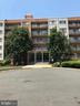 Building entryway - 5851 QUANTRELL AVE #407, ALEXANDRIA
