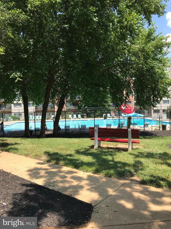 Pool - 5851 QUANTRELL AVE #407, ALEXANDRIA