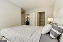 Bedroom 2 - 2702 LEE HWY #2B, ARLINGTON