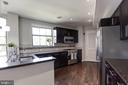 Huge Kitchen! - 2702 LEE HWY #2B, ARLINGTON