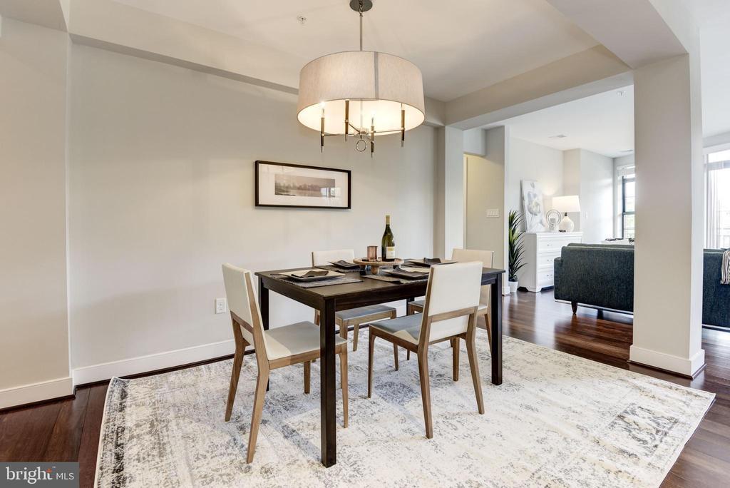 Dining Room - 2702 LEE HWY #2B, ARLINGTON