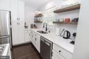 Recently remodeled kitchen - 20456 TAPPAHANNOCK PL, STERLING