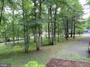 view from deck to street - 212 WAKEFIELD DR, LOCUST GROVE