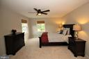 Master Bedroom Suite - 1140 BANDY RUN RD, HERNDON
