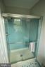 Master Shower - 1140 BANDY RUN RD, HERNDON