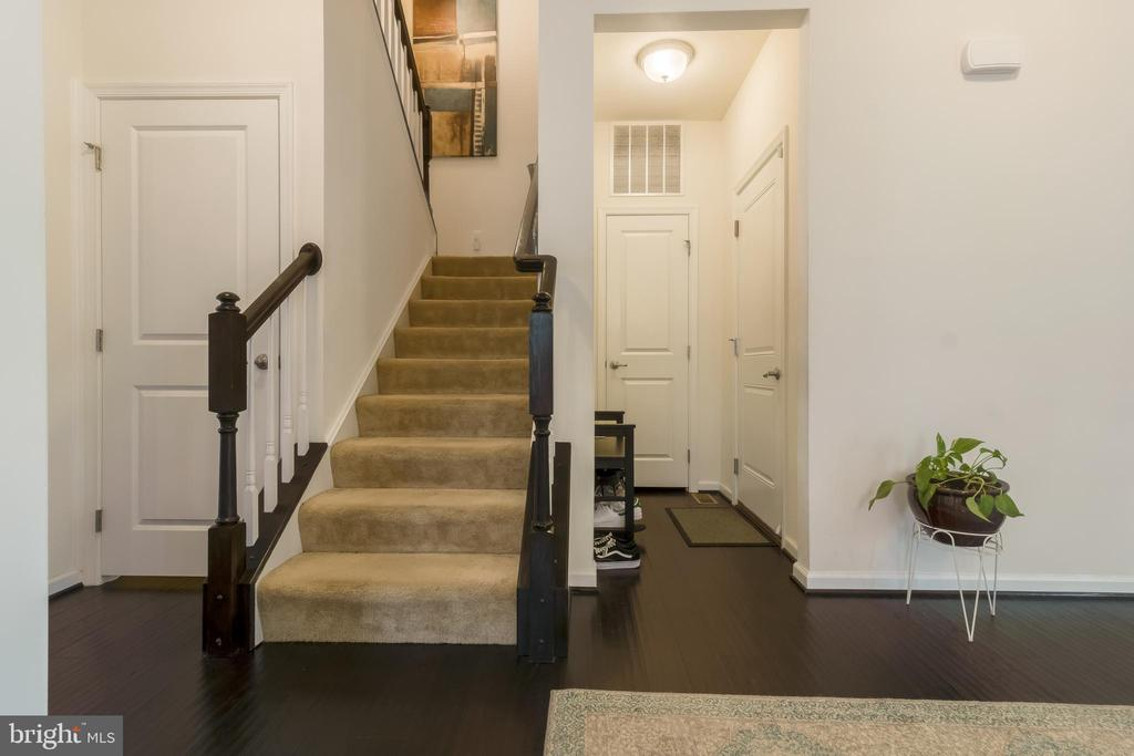 Interior Stairs - 14605 PARKGATE DR, LAUREL