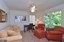 Main level 2nd BR with lake View - 15012 DOVEY RD, SPOTSYLVANIA