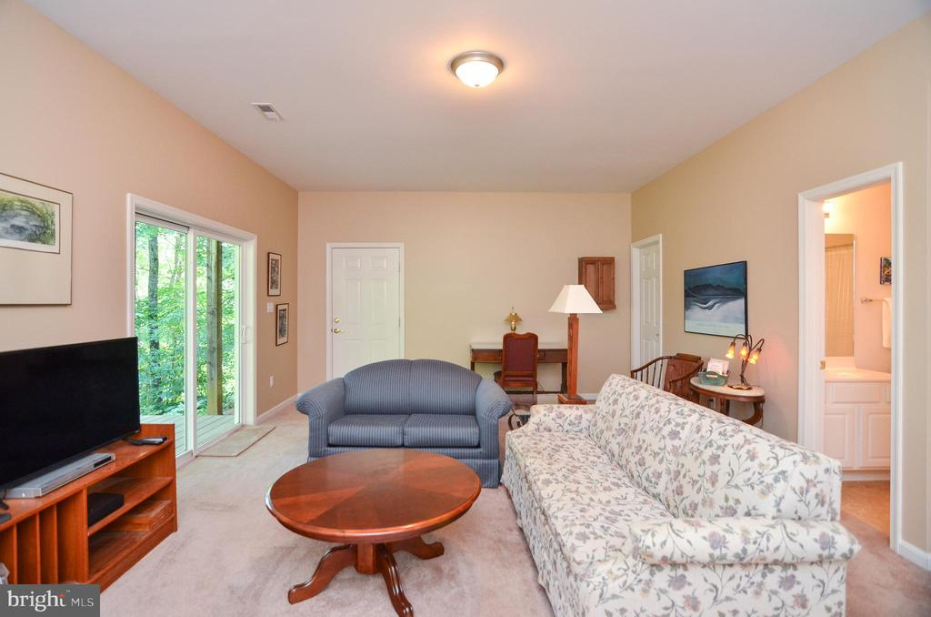 walk out basement and stroll to water - 15012 DOVEY RD, SPOTSYLVANIA