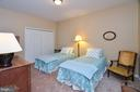 Lower level 4th bedroom or Den - 15012 DOVEY RD, SPOTSYLVANIA