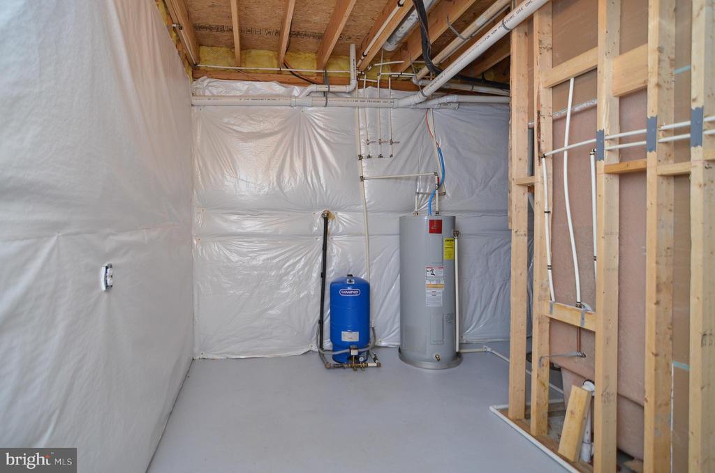Utility room - 15012 DOVEY RD, SPOTSYLVANIA