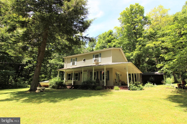 Single Family Homes 용 매매 에 Davis, 웨스트버지니아 26260 미국