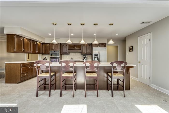 Can lights and pendants! - 5916 HALLOWING DR, LORTON