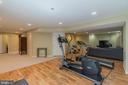 Recreational Room/ Basement - 25969 DONOVAN DR, CHANTILLY