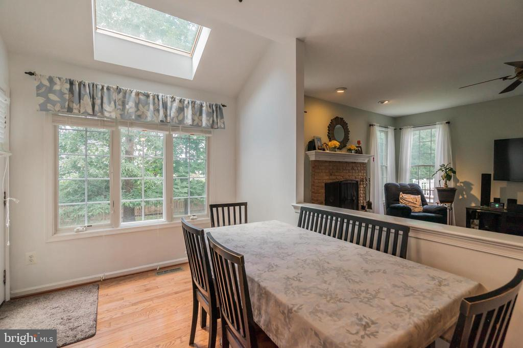 Breakfast Nook - 25969 DONOVAN DR, CHANTILLY