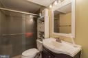 Bathroom 4 / Basement - 25969 DONOVAN DR, CHANTILLY