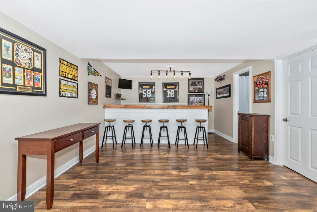 Bar-Lower Level - 27 STONEY PARK WAY, THURMONT