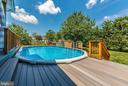 Deck/Pool - 27 STONEY PARK WAY, THURMONT