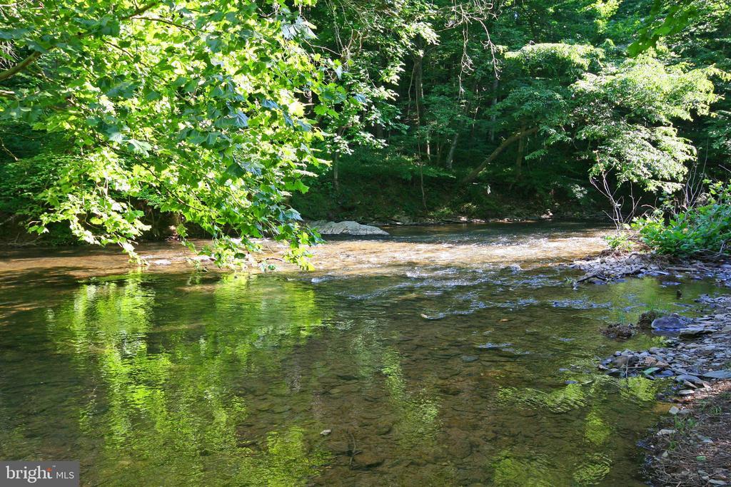 Bennett Creek Near Edge of Property - 8187 PETERS RD, FREDERICK