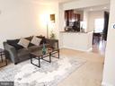Living room - 215 LANDING DR, FREDERICKSBURG