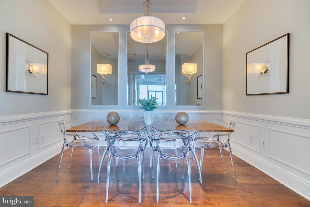 Separate Dining room - 1881 N NASH ST #PH08, ARLINGTON