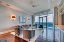 Living Room - 1881 N NASH ST #PH08, ARLINGTON