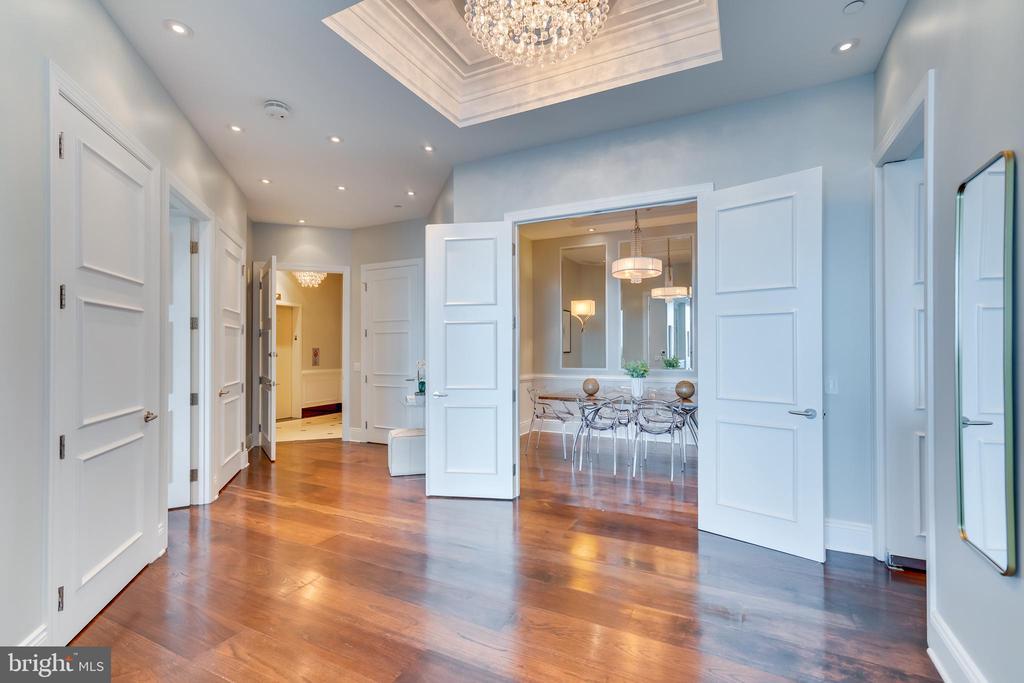 Open Floor Plan - 1881 N NASH ST #PH08, ARLINGTON