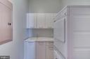 Laundry Room - 1881 N NASH ST #PH08, ARLINGTON