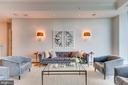 Elegant Living Room - 1881 N NASH ST #PH08, ARLINGTON
