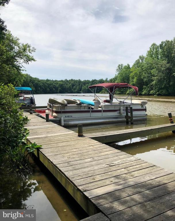Community Dock with No HOA - 15012 DOVEY RD, SPOTSYLVANIA