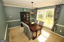 Separate Formal Dining Room - 1140 BANDY RUN RD, HERNDON