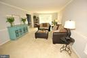 Spacious Formal Living Room - 1140 BANDY RUN RD, HERNDON