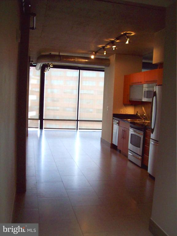 view as you enter your unit - 1133 14TH ST NW #1006, WASHINGTON